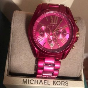 Pink Michael Kors Watch💕